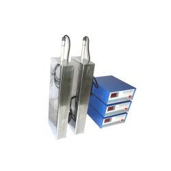 Le métal Immersible capteur à ultrasons à haute fréquence avec le générateur de nettoyage
