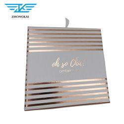 Coffret à bijoux de haute qualité avec le logo de l'emballage