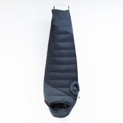 다운 슬리핑 백 휴대용 초경량 겨울 야외 하이킹 트래블 워터프루프 성인 어린이 싱글 캠핑 슬리핑 백 사용자 지정 로고