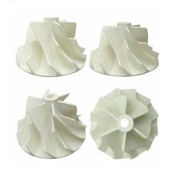 Plástico de fabricación de prototipos en 3D de piezas de impresión 3D Servicio de impresión de SLA
