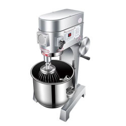 المطبخ التجاري الخالط الكوكبي B40-SF لمعدات مخبز آلات الخَبز فرن ماكينة الطعام