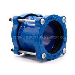 3EN545, ISO2531, FR598 Fbe Revêtement Accouplement flexible en fonte ductile