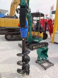 El sinfín de la tierra hidráulico del tractor / Caja de perforación hidráulico de la Tierra para piezas de equipos de perforación