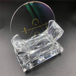 단 하나 비전 광색성 파랑에 의하여 잘리는 광학적인 Hmc 진보적인 수지 또는 플라스틱 렌즈