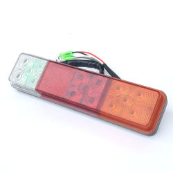 Ofrecer Heli carretilla elevadora mediante 5 cables tipo LED luz trasera 12-80V 3 colores