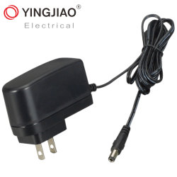 China de fábrica OEM/ODM 5V/12V/24V 1A/1.2A/1.5A/2A AC/DC Adaptador de Corriente Universal con UL/TUV/RoHS