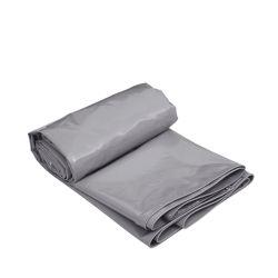 Tissu enduit de foin de bâches en plastique polyester enduit de vinyle