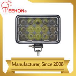 Heißes verkaufen45w LED Auto-Licht 4D, das helle Beleuchtung bearbeitet