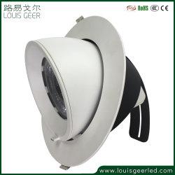 핫 셀링 제품 조광 가능 20W 30W IP20 매립형 코로 LED 다운 라이트 다운 라이트 주택 가격