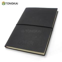 Journal d'affaires Tongkai avec bande élastique