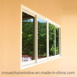 Buen precio de la ventana de Aluminio de China interior de la fabricación de ventana deslizante