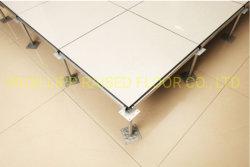 beëindigt het Volledige Ceramische Staal van 600*600*40mm Cementitious Antistatische Opgeheven Bevloering van de Toegang