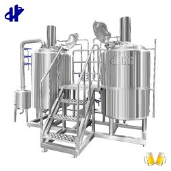 50L 100L 200L 300L 500L Sistema Cervejeira para serviços de restauração