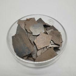 エレクトロニクス産業、冶金産業、航空宇宙産業向けの電解マンガン金属フレークは 99.7% 以上