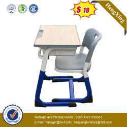 Plástico madera bebé niños estudiante moderno mobiliario de oficina de la escuela en el aula