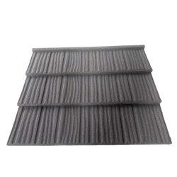 لوح السقف الحديدي المحلفن حجري مطلي بالطين من الفولاذ المزين