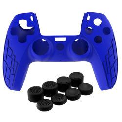 Byit 2021 PS5 Skin Cover, weiche Anti-Rutsch Gummi Schutzhülle für PS5 Dualsense Controller