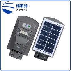 20Wセンサーが付いている安くスマートな太陽エネルギーLEDの街灯