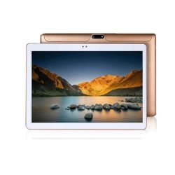 10.1 pouces IPS 16GO Multi Touch Afficher Android 6.0 / 7.0 Quad Core 3G Phone Tablet