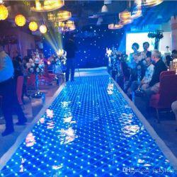 セリウムの証明書のファッション・ショーのアルミニウムアクリルの走路のキャットウォークガラスの段階