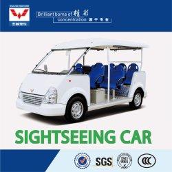 安い方法カスタマイズ可能な中国は 8 人乗り電気バス CE を作った 8 名様または 11 名様までご利用可能な電気観光バスです