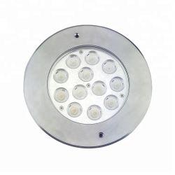 12/24W LED Undergeround Garten-Punkt-Licht-Befestigung