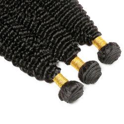 Необработанные Alinybeauty Категория 7A Kinky Малайзии Бразилии вьющихся волос Соединенных Штатов добавочный номер