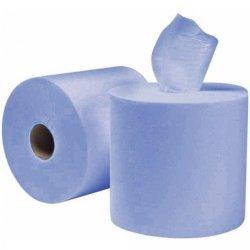 Tovaglioli blu del rullo di Centrefeed di colore