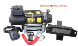 공장 가격 4X4 오프로드 12V 전기 윈치 9500lbs