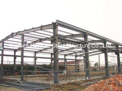 前に鉄骨構造の倉庫の構築を設計すること