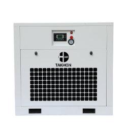 Потребление воздуха требует 7.5kw большой высоте компрессор, небольшой встроенный винтовой компрессор, тихо, без установки, полный комплект воздушного компрессора