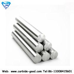 Prix bon marché la tolérance de précision sol cimenté les tiges de carbure de tungstène solide