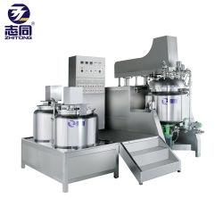 300L 장식용 진공 액체 크림 또는 바디 로션을%s 에멀션화 믹서 기계 또는 유화제 기계를 만드는 로션