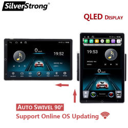 راديو سيارة DIN 2 نظام تحديد المواقع العالمي نظام تحديد المواقع العالمي نظام Android Multimedia Player Universal 10 بوصة الملاحة الصوتية لشركة فولكس فاجن Nissan Hyundai KIA تويوتا