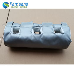 Настраиваемые Теплоизоляция куртка для машин, клапаны и трубопроводы, танков, фланцы и т.д.