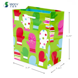 Embalagens de papel revestido de renome Dom Sacola de Compras Imprimir