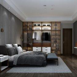 Holike 현대 나무로 되는 MDF 옷장 가구 침실 옷장
