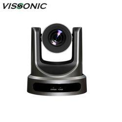 كاميرا نظام مؤتمرات فيديو PTZ بدقة 1080p ومعدل 30 ضعفًا بوضوح عال كامل بدقة 1080p مع واجهة USB2.0 HDMI و3G-SDI