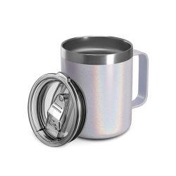12oz écologique coloré en acier inoxydable de tasse de café isolation sous vide