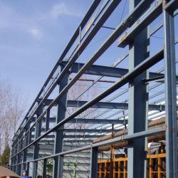 Fabricado de acero estructural de almacenes prefabricados, 4s coche, la planta, taller