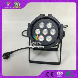 Stadium NENNWERT Licht DJ-mini flaches 4in1 70W RGBW LED