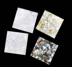 Natürliche weiße Perlmutt Shell Mosaik Küche Backsplash Badezimmer Wandfliesen