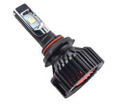 8400lm/Set Суперяркий 72Вт Светодиодные H7 автомобильный комплект фар высокой интенсивности светодиодный индикатор Auto
