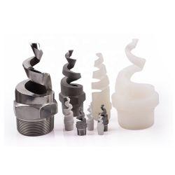 Refraktäres Material-keramische Tiegel-Karborundum-Silikon-Karbid-Spirale-Strahlen-Spray-Düse mit Whirled Wasser