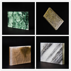 Padrões decorativos Vidro corado Placa de cristal de vidro, vidro Jade