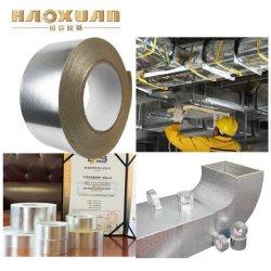알루미늄 호일 접착제는 폴리에스테르 막 가스관 절연제 테이프를 금속을 입혔다