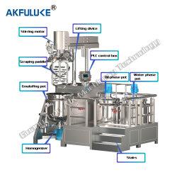 Máquina de hacer crema cosmética homogeneizador mezclador mezclador emulsificador