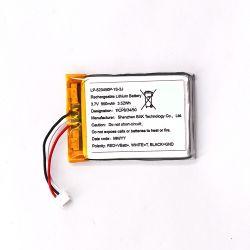 На заводе 523450 Литиевые батареи Ultra Thin 3,7В 950Ма-Li полимерная перезаряжаемая батарея Lipo для Bluetooth/цифровой продукции