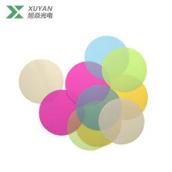 Película de pulido poliéster Papel lija seca disco abrasivo para el revestimiento de molienda