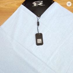 Personalizzare il tessuto mescolato viscoso di tela del tessuto di tela di stirata per i vestiti